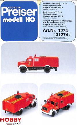 Tank Pumper TLF16