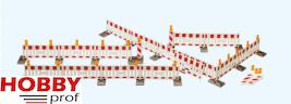 Lane control accessories
