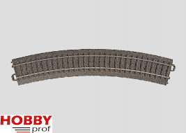 C-Track - Curved Track R2 30°