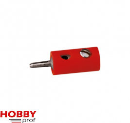 Pin Connector - Red