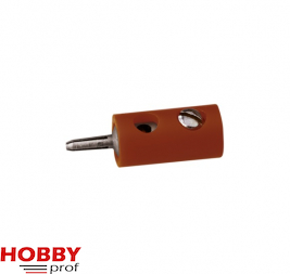 Brown Pin Connector