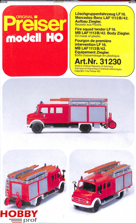 Fire Squad Tender LF16, MB LAF1113B/42