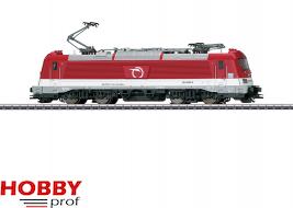 Electric Locomotive ZSSK Class 381 (AC+Sound)