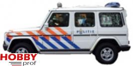 Mercedes Benz G-Class, Police Netherlands