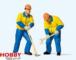 Modern lumberjacks