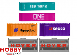 Start Up - Container Set