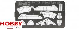 Foto Ets delen U-Boot Type VII C