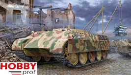 Revell 03238 1:35 Bergepanther (Sd.Kfz. 179)