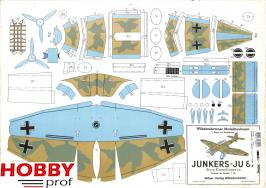 Bouwplaat Junkers-JU 87 #1808