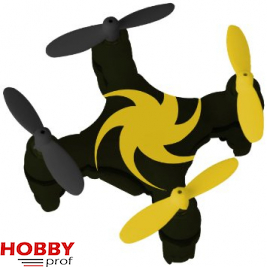 "Micro Quadrocopter ""Proto Quad"" Geel/Zwart #23931"