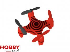 "Micro Quadrocopter ""Proto Quad"" Rood/Zwart #23933"