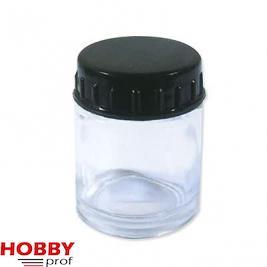 Airbrush Glazen verfpotje