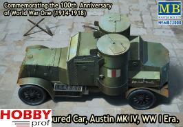 MB British Armoured Car #MB72008