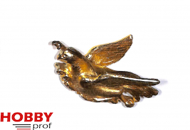 Figurehead bird, 42x65cm