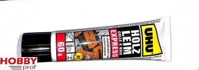 UHU wood adhesive, tube 60 grams