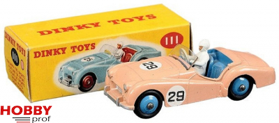Triumph TR2 Sports, Dinky Toys Replica